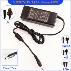 Ac Power Adapter Charger for Toshiba Satellite Pro C660-22P Laptop