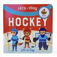 Let's Play Hockey, Hardcover by Swift, Ginger; Selbert, Kathryn, Brand New, F...