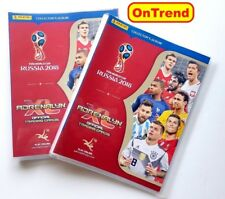 2018 Panini Adrenalyn XL Russia World Cup - Collectors Album Binder Only