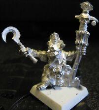 Warhammer Orcs And Goblins Goblin Shaman OOP unpainted