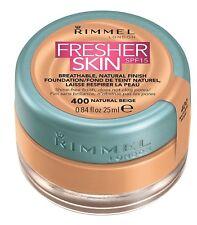 Rimmel Fresher Skin Breathable Natural Finish Foundation SPF 15 25ml