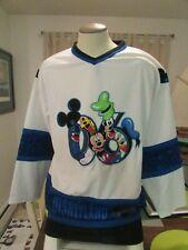 Beautiful Disneyland Hockey Jersey (Men's Large)