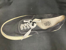 Vans Sk8 Hi SIZE 66 Giant Promo Skate Shoe. Black/white.