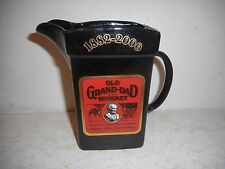 Wade Old Grand-Dad Whiskey Pitcher - IAJBBSC 2000 - Black - 1 of 550
