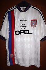 Maglia Shirt Maillot Trikot Jersey Bayern Monaco Away Opel 96 97 Adidas Munich