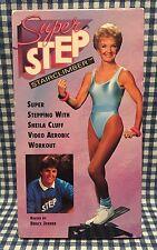 Bruce Jenner Caitlyn Jenner Super Step Stairclimber VHS Exercise Tape