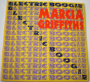 "MARCIA GRIFFITHS - 12"" - 4 TRACKS - ""ELECTRIC BOOGIE"" - 1989 - MANGO USA"