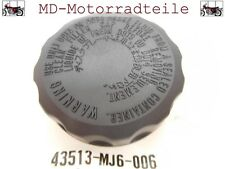 Honda CB 750 four k0 k1 k2 fermeture couvercle pour principal cylindre de frein Cap, Oil Cup