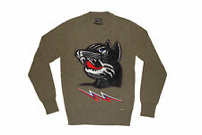 DIESEL K-BADDOG WOOL BLEND JUMPER SIZE M 100% AUTHENTIC