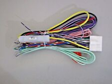 s l225 car wire harnesses in brand clarion ebay clarion cmd4 wiring harness at gsmx.co