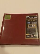 """Acid-Free, 8"""" x 8"""", Memory Book, 20 Top Loading Pages"""