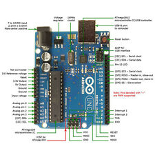 ARDUINO UNO R3 ATmega328P ATmega16U2 Development Board with USB Cable NEW HOT
