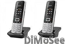 ►► Gigaset S850HX Duo - 2 Mobilteile für Speedport, Fritzbox u. a. (CAT-iq)◄◄