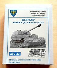 1/35 Friulmodel ATL-23 metal.tracks Elephant Dragon Meng Takom Tamiya kits