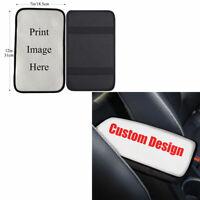 CUSTOM Design Universal Car Armrest Pad Mat Cover Center Console Box Cushion