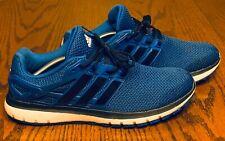Adidas Energy Cloud WTC Blue 3 Stripes Mens Size 12 BB3150 Running