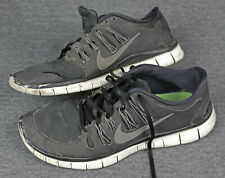 Nike Free 5.0, Gr. 47, UK 11,5, Schwarz/Textil/Stoff, used