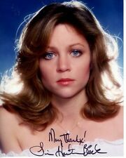 LISA HARTMAN BLACK signed autographed photo WIFE OF CLINT