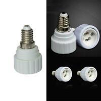 1Pcs E14 to GU10 E27 Lamp Holder Light Bulb Socket Converter Adaptor M4T8