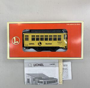 Lionel 6-18431 Trolley Car
