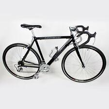 21 Speed Shimano Road Bike Racing Bicyle 700c 54cm Aluminum Frame - Black Color