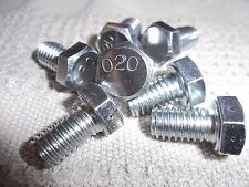 Lead Shot Maker -Set of 7-.020 double dripper 2 hole Reloading nozzles