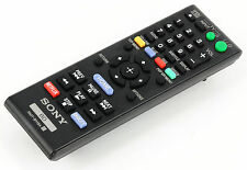 SONY BLU-RAY BD PLAYER REMOTE CONTROL FOR BDP-BX38 BDP-BX58