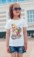 Shopkins T-shirt personalised /kids/childrens/toddler birthday/christmas gift