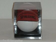 New Deluxe Mini Basketball Display Case with Mirror