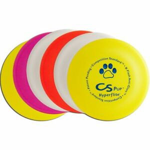 Hyperflite PUP COMPETITION STANDARD 6 PACK Frisbee Dog Discs - Set of Six