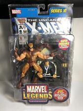 Marvel Legends Series Vi Wolverine Action Figure ToyBiz 2004 Opened