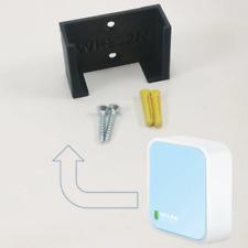 Tp Link Nano Wifi Router Wr802N Wall Mount Wall Bracket Under Desk Holder