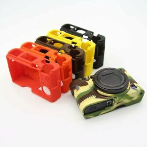 For Sony RX100 III/IV/V Camera Soft Silicone Skin Cover Protective Case