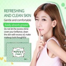 Facial Oil Control Papers Wipes Sheets Absorbing Face Blotting Clean /