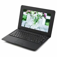 "10"" NETBOOK MINI LAPTOP WIFI ANDROID 4.2 VIA WM8880 1.5GHz NOTEBOOK 8GB Black UK"