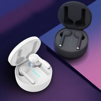 TW40 Wireless Earphones Bluetooth V5.0 TWS Stereo Noise Conceling Earbuds