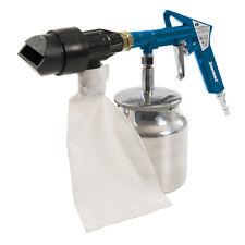 Recirculating Sandblasting Kit 6pce 03 - 4Bar (43 - 58psi) Air Tools