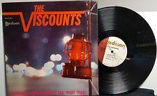 The Viscounts self-titled vinyl LP Instrumental Rock Jazz