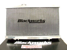 BLACKWORKS RACING ALUMINUM RADIATOR 00-05 TOYOTA CELICA