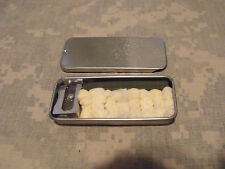 Emergency/Survival MINI Fire Starting Kit: SparkLite Tool/Tabs + Magnesium & TIN