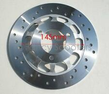 "Gas Scooter Front Disc Brake Rotor 220mm (8.6"") WITH OFFSET, for TPGS-808 150cc"