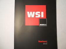 WSI  CATALOGUE 2012 112 PAGES MINT