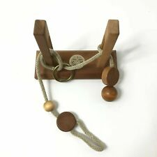 Lumberjack Toys Stumps Type F Wood Brain Teaser Toy