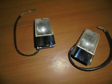 Austin/Innocenti IM3 Pair Lights License Plate Reverse Rear Towing New