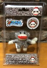 World's Smallest Sock Monkey New Toy Super Impulse New In Package