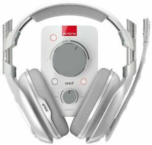 Astro Gaming A40 TR Headset Ohrhörer inkl. MixAmp Pro Mikrofonbügel weiß