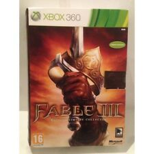 Fable 3 III Collector Microsoft Xbox 360 Pal
