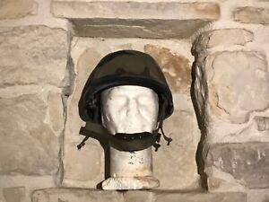 Casque lourd combat entraînement militaire armée française légion helmet