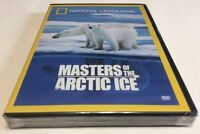 NATIONAL GEOGRAPHIC Masters of the Arctic Ice (DVD, 2007), New And Sealed, Free