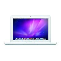 "Apple MacBook 13.3"" Laptop Intel Core 2 Duo P7550 2.26GHz 250GB 2GB - MC207LLA"